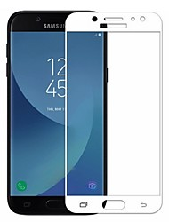 cheap -Samsung GalaxyScreen ProtectorJ7 (2017) High Definition (HD) Front Screen Protector 1 pc Tempered Glass