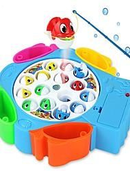 Недорогие -LT.Squishies Устройства для снятия стресса Рыбки Животный принт Электрический Пластиковый корпус для Детские Мальчики Девочки