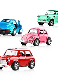 cheap -1:38 Toy Car Music Vehicles Car Classic Car Exquisite Metal Alloy Boys' Girls' 1 pcs