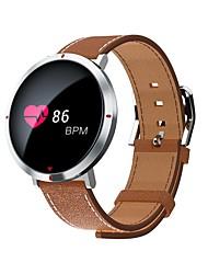 Недорогие -A12 Универсальные Смарт Часы Android iOS Bluetooth Контроль APP Израсходовано калорий Bluetooth Сенсорный датчик Педометры / Напоминание о звонке / Датчик для отслеживания активности / будильник