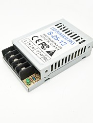 cheap -ZDM® 1pc 180-260   12 V Strip Light Accessory / Converter Aluminum Power Supply Silver