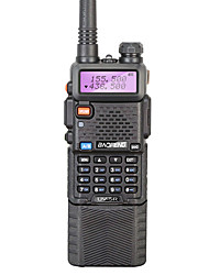 cheap -BAOFENG UV-5R Handheld 128 3800 mAh 5 W Walkie Talkie Two Way Radio