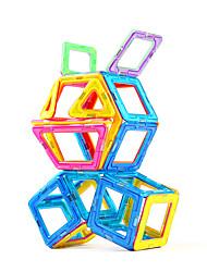 cheap -Magnetic Blocks Magnetic Tiles Building Blocks Building Bricks 100 pcs Architecture Building Toys Boys' Girls' Toy Gift / Kid's