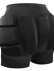 cheap -Impact Shorts / Padded Compression Shorts for Ski / Snowboard / Ice Skating Protective Practise Black / Peach / Sky Blue