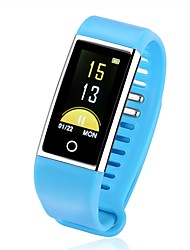 cheap -M-18 Unisex Smartwatch Android iOS Bluetooth APP Control Calories Burned Bluetooth Water Resistant Touch Sensor Pulse Tracker Pedometer Call Reminder Activity Tracker Sleep Tracker / Alarm Clock