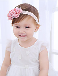 cheap -Toddler Girls' Lace Hair Accessories Pink One-Size / Headbands