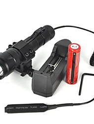 cheap -2500 lm LED Flashlights / Torch LED 1 Mode