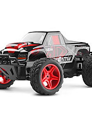 cheap -RC Car 20402 4 Channel 2.4G Monster Truck Titanfoot 1:20 Brush Electric 40 km/h