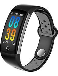 Недорогие -YY-F07plus Женский Умный браслет Android iOS Bluetooth Контроль APP Измерение кровяного давления Израсходовано калорий Педометры Общий / Датчик для отслеживания активности / Найти мое устройство