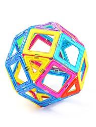 cheap -Magnetic Blocks Magnetic Tiles Building Blocks Building Bricks 46 pcs Architecture Building Toys Boys' Girls' Toy Gift / Kid's
