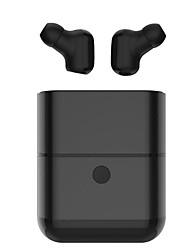 Недорогие -Bluetooth 4.0 Наушники Плоский магнитный пластик Мобильный телефон наушник наушники