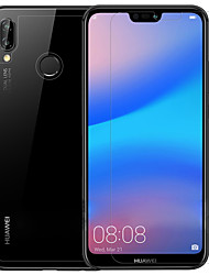 cheap -HuaweiScreen ProtectorHuawei P20 lite High Definition (HD) Front & Back & Camera Lens Protector 3 pcs PET