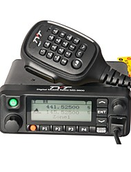 cheap -TYT MD-9600 Vehicle Mounted VOX 1000 Walkie Talkie Two Way Radio Intercom Mobile Car DMR Digital 136-174/400-480MHz Dual Band Radio Transceiver