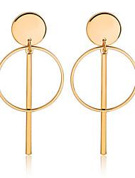 cheap -Women's Drop Earrings Earrings Jewelry Gold / Silver For Prom Date