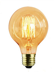 cheap -G80 Edison Retro Bulb Designer E27 40W
