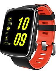 Недорогие -GV68 Универсальные Смарт Часы Android iOS Bluetooth Контроль APP Израсходовано калорий Bluetooth Режим ожидания Сенсорный датчик / Педометр / Напоминание о звонке / Датчик для отслеживания активности
