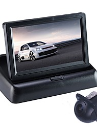 cheap -ZIQIAO Car Rear View Reversing Visual Monitor System