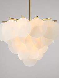 Недорогие -JLYLITE 5-Light 65 cm Мини Люстры и лампы Металл Окрашенные отделки Художественный / Изысканный и современный 110-120Вольт / 220-240Вольт