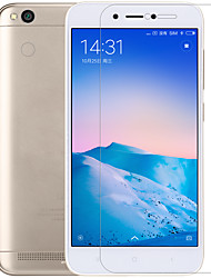 cheap -XiaomiScreen ProtectorRedmi 5A High Definition (HD) Front & Camera Lens Protector 2 pcs Tempered Glass