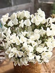 cheap -Polyester Modern Style Tabletop Flower 1