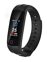 Недорогие -CD02 Универсальные Смарт Часы Android iOS Bluetooth Контроль APP Израсходовано калорий Bluetooth Сенсорный датчик Педометры / Напоминание о звонке / Датчик для отслеживания активности / будильник