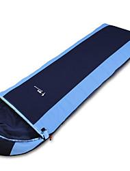 cheap -Sleeping Bag Outdoor Camping Flat Shape Envelope / Rectangular Bag -5 °C Single White Duck Down Windproof Rain Waterproof Warm Waterproof Zipper Winter for Sleeping Bags Camping & Hiking Outdoor
