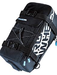 cheap -ROSWHEEL 5 L Bike Frame Bag Top Tube Bike Panniers Bag Rain Waterproof Anti-Shock Bike Bag Leather Nylon Bicycle Bag Cycle Bag Cycling / Bike