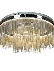 cheap -QIHengZhaoMing 2-Light 84 cm Eye Protection Chandelier Metal Chrome LED / Chic & Modern 110-120V / 220-240V