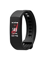 Недорогие -YY-Y5 Женский Смарт Часы Умный браслет Android iOS Bluetooth Контроль APP Измерение кровяного давления Израсходовано калорий Педометры / Напоминание о звонке / Датчик для отслеживания активности
