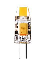 cheap -SENCART 1pc 1 W LED Bi-pin Lights 240-280 lm G4 T 1 LED Beads COB Decorative Warm White Cold White 12 V