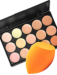 cheap -Concealer Concealer / Contour Dry Coverage Long Lasting Concealer Daily Casual / Daily Work Festival / Matte / Shimmer