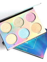 cheap -6 Colors Bronzers Highlighters Shimmer China Makeup Cosmetic