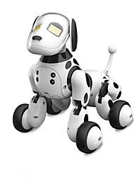 cheap -RC Robot Kids' Electronics 2.4G ABS Multifunctional / Singing / Walking NO