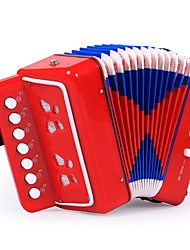 cheap -Accordion Musical Instruments Music Artist Girls' Kid's Toy Gift 1 pcs
