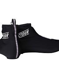 cheap -SPAKCT Cycling Shoes Cover / Overshoes Waterproof Cycling / Bike Black Men's Cycling Shoes