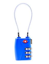 Недорогие -TSA719 Замок сплав цинка / пластик для Ключи