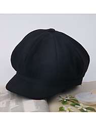 cheap -Kids Boys' Cotton / Rayon Hats & Caps Black / Gray / Wine One-Size