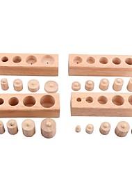Недорогие -Обучающая игрушка Семья Взаимодействие родителей и детей деревянный для Детские
