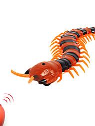 cheap -Remote Control Animal Prank Funny Toy Magic Tricks Centipede Creepy-crawly millipede Remote Control / RC Simulation Boys' Girls' Gift 1 pcs Turtle Scorpion Black Scorpion Red