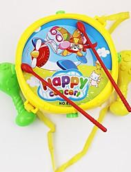 Недорогие -Hand Drums Для детей / Веселье / Образование Пластик 18*13cm