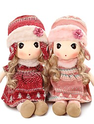 cheap -Fairytale Theme Plush Doll Non Toxic Lovely Comfy Beautiful Girl Cloth Plush Girls' Toy Gift 1 pcs