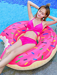cheap -Inflatable Pool Special Designed PVC / Vinyl Summer Creative Donuts Pool 1 pcs All Kid's Adults'