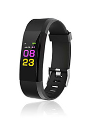 cheap -115PLUS Smartwatch Android iOS Bluetooth Waterproof Hands-Free Calls Wireless Charging Camera Pedometer Call Reminder Activity Tracker Sleep Tracker Sedentary Reminder / Find My Device / Alarm Clock