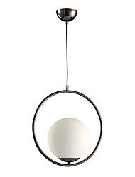 Недорогие -Шары Подвесные лампы Рассеянное освещение Электропокрытие Металл Защите для глаз 110-120Вольт / 220-240Вольт Лампочки не включены / FCC / E26 / E27