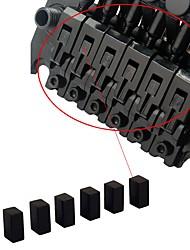 Недорогие -Аксессуары для электрогитары Железо Аксессуары для музыкальных инструментов 0.8*0.4*0.5 cm Электрическая гитара