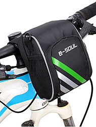 cheap -Bike Handlebar Bag 6 inch Cycling for Cycling Black Cycling / Bike