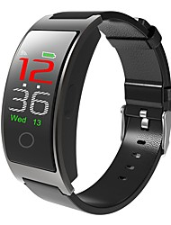 cheap -B11C Unisex Smartwatch Android iOS Bluetooth APP Control Calories Burned Bluetooth Touch Sensor Pedometers Pulse Tracker Pedometer Call Reminder Activity Tracker Sleep Tracker / Sedentary Reminder