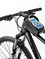 cheap -Cell Phone Bag 6 inch Touch Screen Reflective Waterproof Cycling for iPhone 8/7/6S/6 iPhone X Samsung Galaxy S8+ / Note 8 Black Cycling / Bike / iPhone XR / iPhone XS / iPhone XS Max / Portable