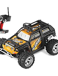 cheap -RC Car WLtoys WL A979-4 2.4G On-Road / Rock Climbing Car / Off Road Car 1:18 Brush Electric 50 km/h