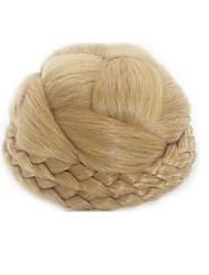 cheap -Other Tools / Hair Piece Classic / Retro Hair Bun Comfy Drawstring Synthetic Hair Hair Piece Hair Extension Classic / Retro Light Blonde